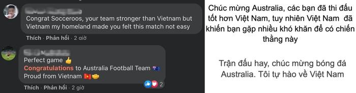 Fan Việt Nam tấn công fanpage của tuyển Australia - Ảnh 6.