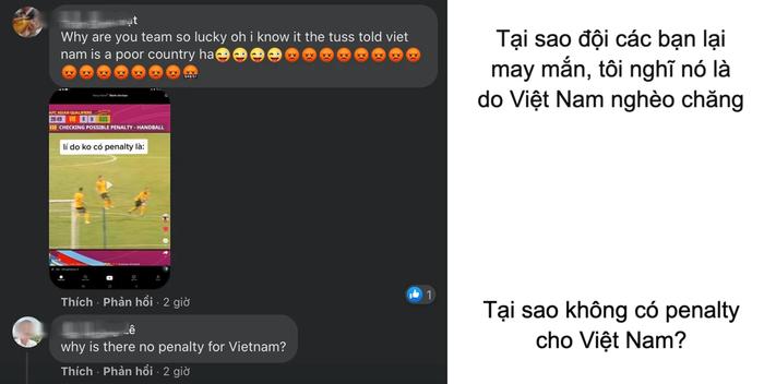 Fan Việt Nam tấn công fanpage của tuyển Australia - Ảnh 4.