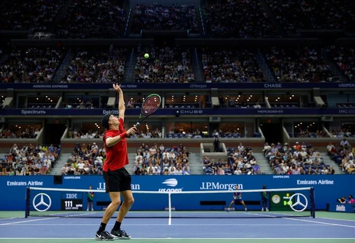 """Giải mã """"hiện tượng"""" nước chủ nhà, Djokovic vào tứ kết US Open - Ảnh 2."""