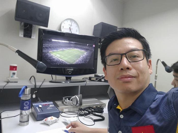 """BLV Khắc Cường """"tái xuất"""" ở trận tuyển Việt Nam đấu Australia - Ảnh 3."""