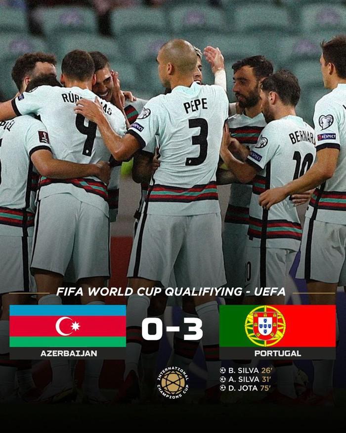 Không cần Ronaldo, Bồ Đào Nha vẫn bất bại tại châu Âu - Ảnh 1.