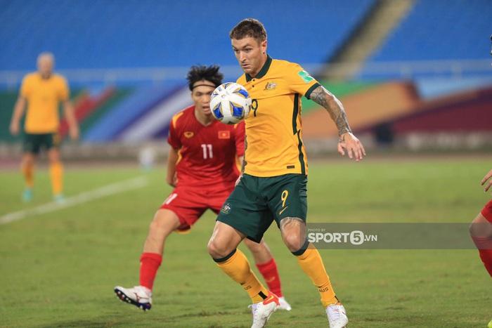 Truyền thông Australia chiếm số điểm cực tệ cho hàng công đội nhà trong trận gặp tuyển Việt Nam - Ảnh 3.