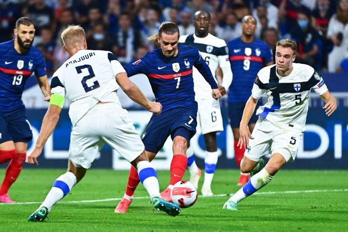 Antoine Griezmann lập cú đúp, Pháp thắng dễ Phần Lan 2-0 trên sân nhà - Ảnh 3.
