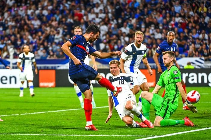 Antoine Griezmann lập cú đúp, Pháp thắng dễ Phần Lan 2-0 trên sân nhà - Ảnh 4.