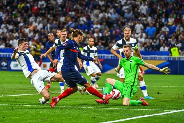 Antoine Griezmann lập cú đúp, Pháp thắng dễ Phần Lan 2-0 trên sân nhà - Ảnh 5.