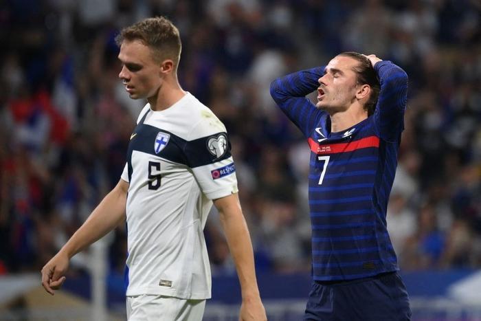 Antoine Griezmann lập cú đúp, Pháp thắng dễ Phần Lan 2-0 trên sân nhà - Ảnh 6.