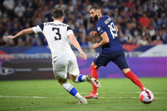Antoine Griezmann lập cú đúp, Pháp thắng dễ Phần Lan 2-0 trên sân nhà - Ảnh 8.
