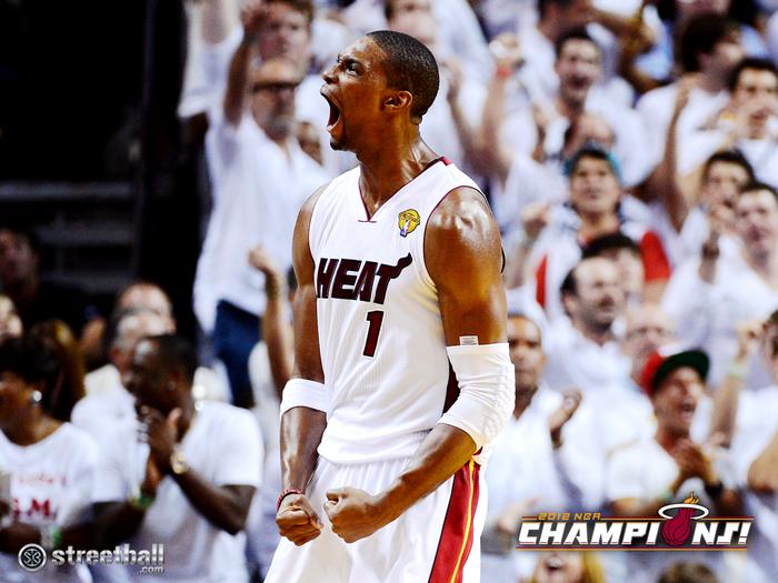 """""""Tiếng nói tâm can"""" khiến Chris Bosh quyết định gia nhập Miami Heat - Ảnh 1."""
