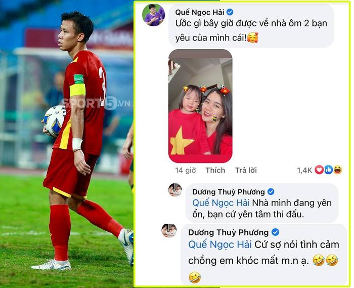 """ĐT Việt Nam """"xả trại"""": Duy Mạnh háo hức vì được về nhà gặp con trai, Quế Ngọc Hải muốn về ôm vợ con - Ảnh 2."""