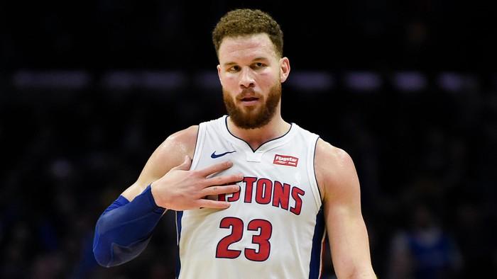 Blake Griffin tự dằn vặt về quãng thời gian còn thi đấu tại Detroit Pistons - Ảnh 1.