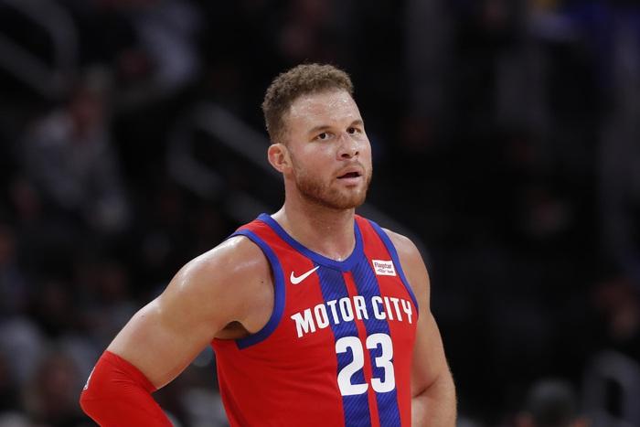 Blake Griffin tự dằn vặt về quãng thời gian còn thi đấu tại Detroit Pistons - Ảnh 3.
