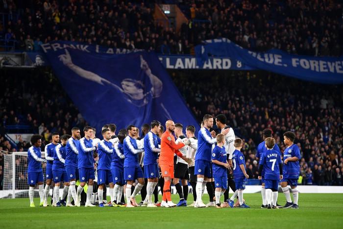 Bị học trò bóp tới 2 lần, Lampard chấp nhận thua sát nút Chelsea - Ảnh 2.