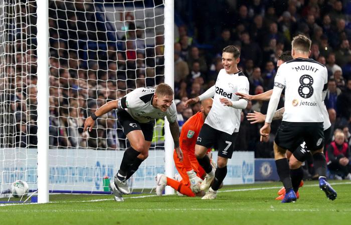 Bị học trò bóp tới 2 lần, Lampard chấp nhận thua sát nút Chelsea - Ảnh 6.