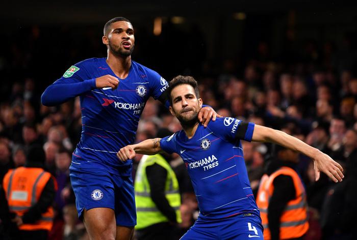 Bị học trò bóp tới 2 lần, Lampard chấp nhận thua sát nút Chelsea - Ảnh 7.