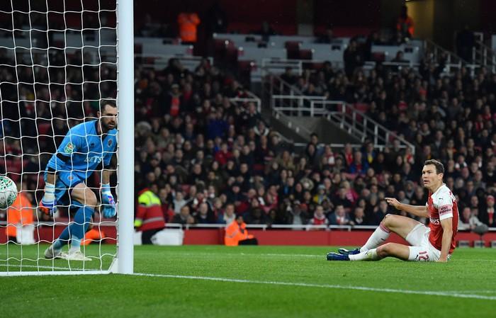 Bị học trò bóp tới 2 lần, Lampard chấp nhận thua sát nút Chelsea - Ảnh 9.