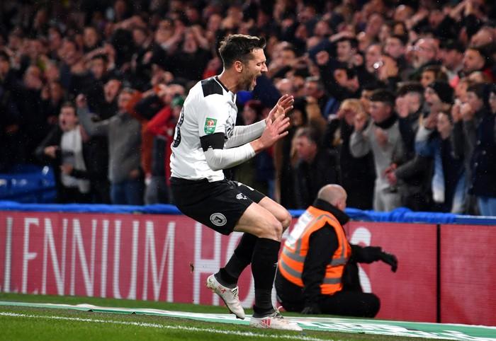 Bị học trò bóp tới 2 lần, Lampard chấp nhận thua sát nút Chelsea - Ảnh 8.