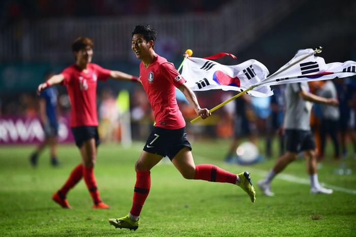 Hé lộ số tiền đội tuyển Olympic Hàn Quốc nhận được sau chiếc HCV ASIAD - Ảnh 1.