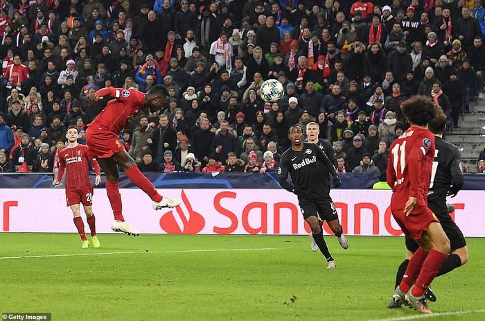 Liverpool giành quyền vào vòng 16 đội Cúp C1 sau thắng lợi thuyết phục trên đất Áo - Ảnh 5.
