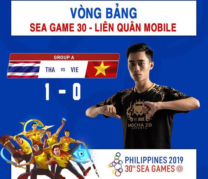 Thi đấu triệt để trước đại kình địch Thái Lan, tuyển Liên Quân Mobile Việt Nam có lợi thế lớn trong cuộc đua giành vị trí nhất bảng A - Ảnh 1.