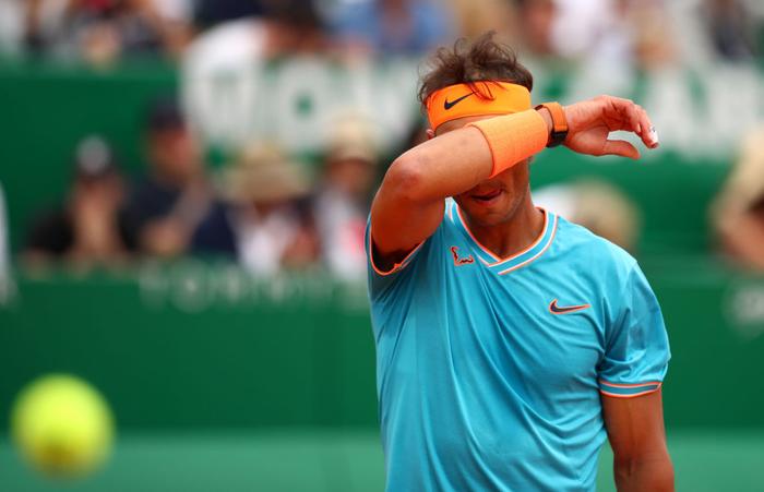 Kỷ lục gia vô địch Rafael Nadal thua sốc ở bán kết Monte Carlo Masters - Ảnh 5.