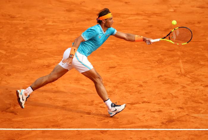 Kỷ lục gia vô địch Rafael Nadal thua sốc ở bán kết Monte Carlo Masters - Ảnh 6.