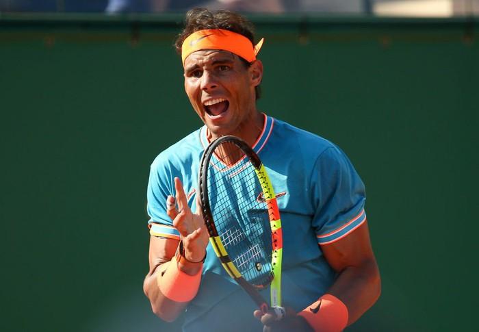 Kỷ lục gia vô địch Rafael Nadal thua sốc ở bán kết Monte Carlo Masters - Ảnh 3.