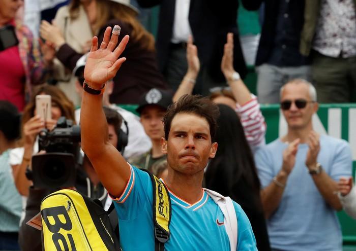 Kỷ lục gia vô địch Rafael Nadal thua sốc ở bán kết Monte Carlo Masters - Ảnh 9.