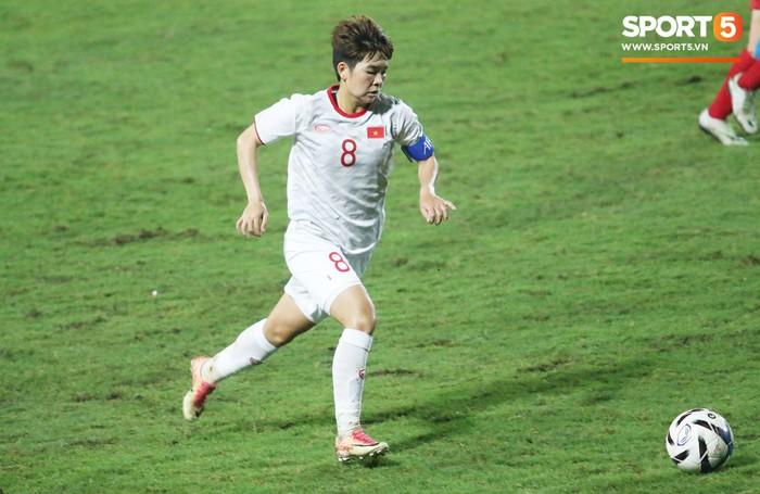 Thắng đậm Lebanon, U19 nữ Việt Nam vẫn thấp thỏm chờ đối đầu với Hàn Quốc - Ảnh 1.