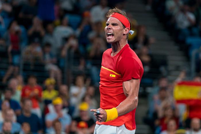 Nadal, Djokovic tỏa sáng để tạo nên trận chung kết trong mơ tại ATP Cup - Ảnh 5.
