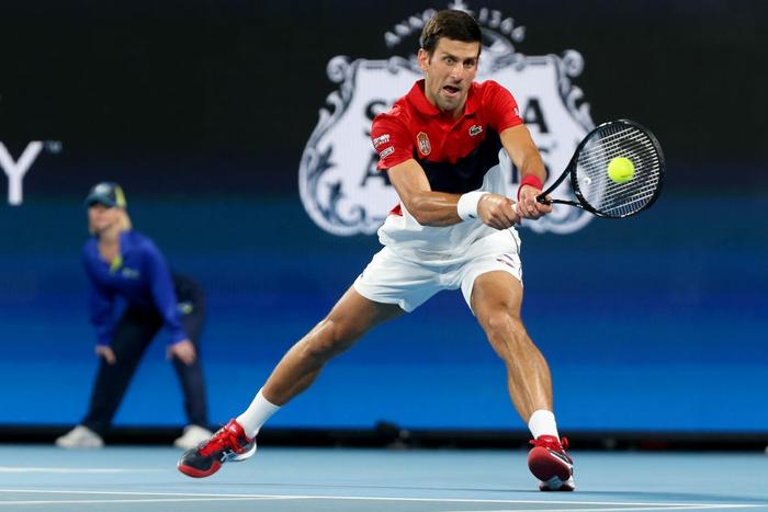 """Hạ đẹp Nadal, Djokovic giúp tuyển Serbia vô địch """"World Cup quần vợt"""" - Ảnh 4."""