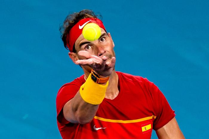 """Hạ đẹp Nadal, Djokovic giúp tuyển Serbia vô địch """"World Cup quần vợt"""" - Ảnh 3."""