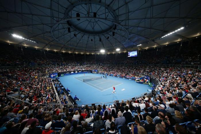 """Hạ đẹp Nadal, Djokovic giúp tuyển Serbia vô địch """"World Cup quần vợt"""" - Ảnh 2."""