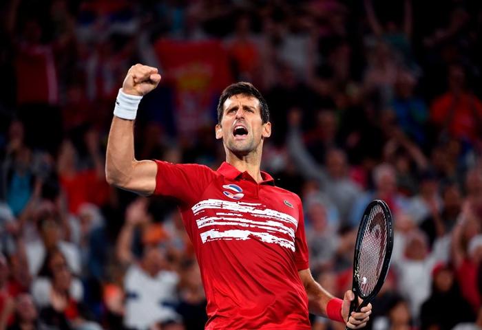 """Hạ đẹp Nadal, Djokovic giúp tuyển Serbia vô địch """"World Cup quần vợt"""" - Ảnh 5."""
