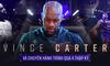 """NBA hoãn vô thời hạn, kết thúc dang dở cho chuyến hành trình của """"cầu thủ 4 thập kỷ"""" Vince Carter ?"""