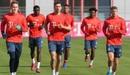 Đội bóng vô địch Đức tập luyện online cực lạ trong mùa dịch Covid-19