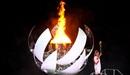 Naomi Osaka châm lửa cho ngọn đuốc, Olympic chính thức bắt đầu