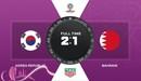 Hàn Quốc 2-1 Bahrain | Chiếc vé đi tiếp đầy khó nhọc