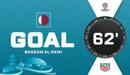 Qatar 1-0 Iraq | Siêu phẩm đá phạt đưa Qatar vào tứ kết
