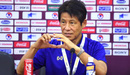 Thầy trò HLV Akira Nishino thán phục trước sự phát triển vượt bậc của bóng đá Việt Nam