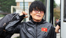 Bác sĩ Choi ju-young bất ngờ xuất hiện trong buổi tập của U23 Việt Nam