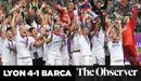 Lần đầu tiên trong lịch sử có một đội bóng giành 4 Champions League liên tiếp