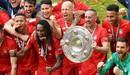 Xúc động giây phút Arjen Robben chia tay Bayern Munich