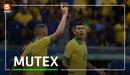 Bị từ chối tới 3 bàn thắng, Brazil chia điểm trong tiếc nuối