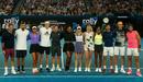 Federer, Nadal và dàn siêu sao quần vợt thi triển chiêu trò để giúp nạn cháy rừng ở Australia
