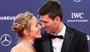 Màn song ca cực chill giữa Djokovic và vợ yêu Jelena