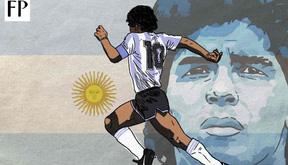 Vĩnh biệt Maradona, người đại diện cho những đức tin và những điều tốt đẹp nhất đối với người dân Argentina