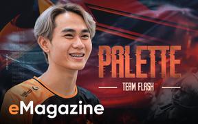 [Ngồi xuống và nghe tôi kể về Esports] Palette: Team Flash không phải, và cũng không bao giờ giống Buffalo