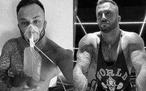Không tin có COVID-19, một người nổi tiếng trong giới fitness chết vì COVID-19