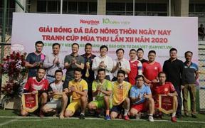 Khai mạc giải bóng đá NTNN lần thứ 12: Sport5 thi đấu thăng hoa tạm chiếm ngôi đầu bảng B