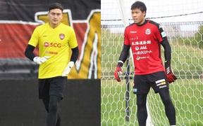 """Nóng: Rộ thông tin thủ môn Thái Lan ra điều kiện """"ép"""" Muangthong phải bán Văn Lâm"""